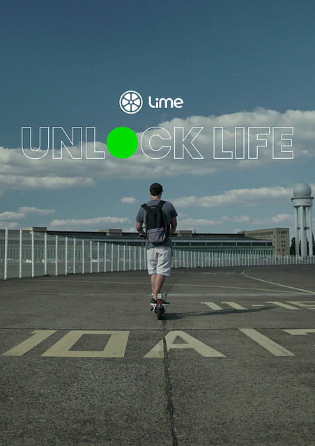 "Lime - ""Unlock Life"" - Event"