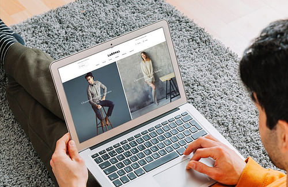 Site ecommerce Labonal - E-commerce