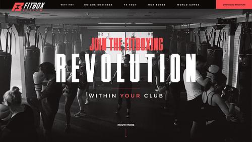 Brooklyn Fitboxing - Creación de Sitios Web