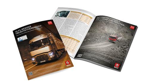 Renault Trucks - Markenkampagne - Werbung