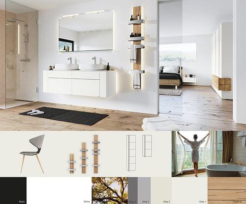 Markenidentität & Corporate Design Möbelhersteller - Markenbildung & Positionierung