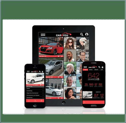 Car 4 You - Application mobile