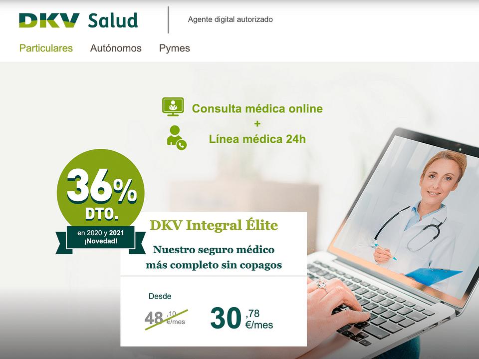 DKV Salud. Captación Clientes