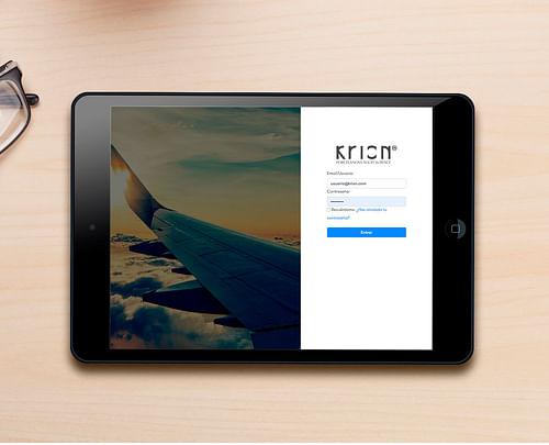 Digitalización gestión de viajes - Creación de Sitios Web