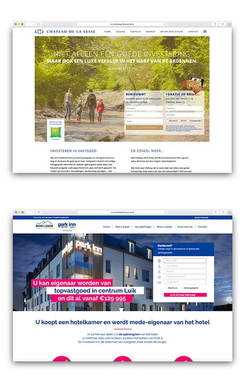 Marketing partner for Bricks and Leisure - Digital Strategy