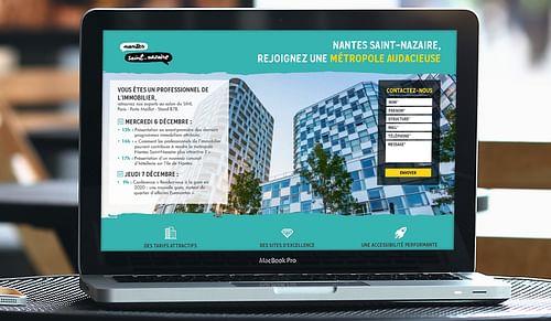 Nantes St-Nazaire Développement - Application web - Application web