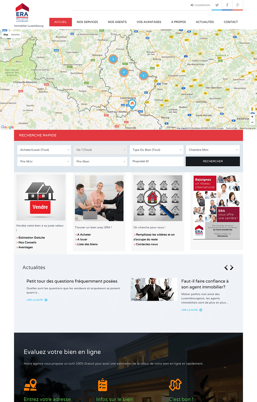 Immobilier (Real Estate Company)