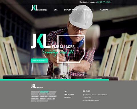 JKL EMBALLAGES - Communication digitale