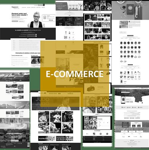 E-COMMERCE - Stratégie digitale
