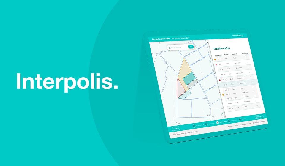 Glasheldere applicaties voor Interpolis