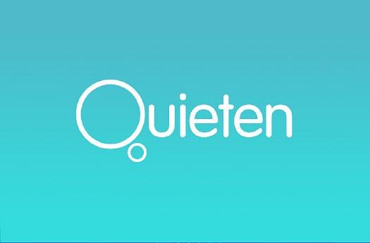 Quieten Mobile App
