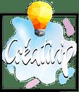 Créativip logo