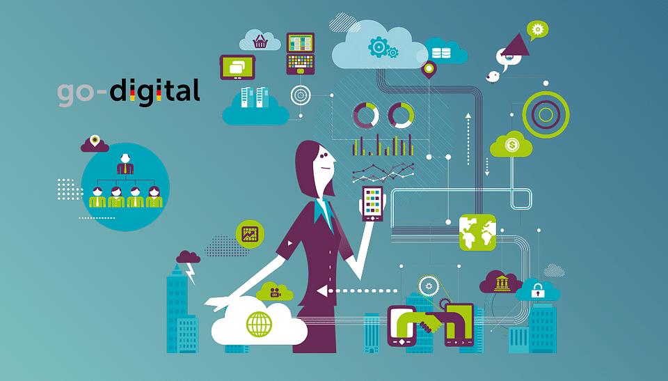 Let's go digital mit Neckarfreunde
