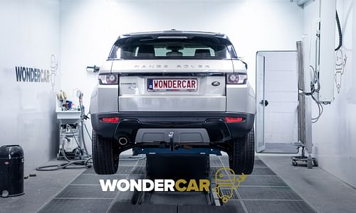 🚙 Wondercar: UX tests & brand new custom website - Website Creation