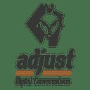 logo de Adjust