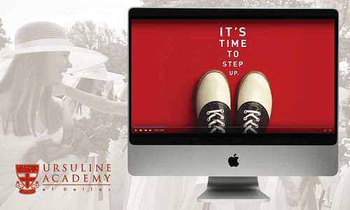 Ursuline Academy of Dallas Motion Video - Graphic Design