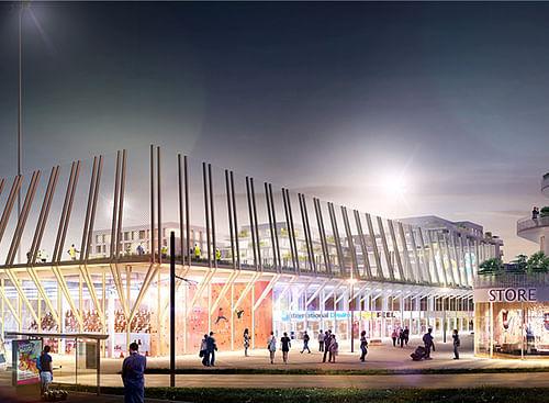 UCPA Sport Station - Design & graphisme