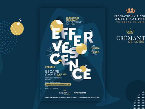 Fédération viticole Anjou Saumur - Design & graphisme