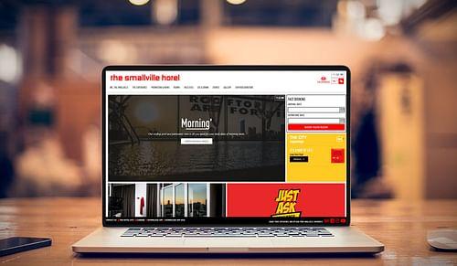 The Smallvill Hotel - Mobile App