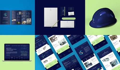 Nouvelle identité visuelle - lancement de produit - Image de marque & branding