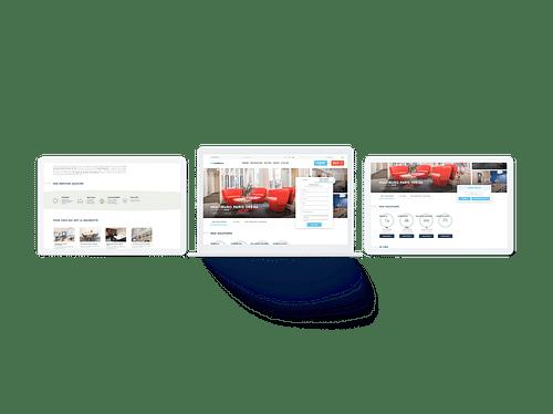 Multiburo - Application web