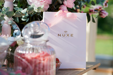 Nuxe - Launch of Huile Prodigieuse Florale