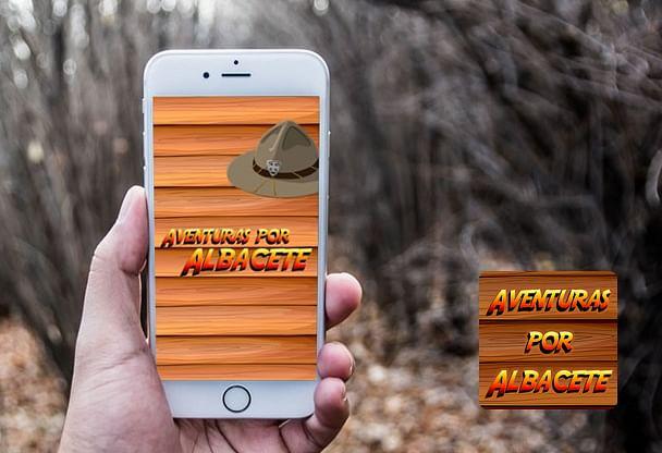 App Aventuras por Albacete