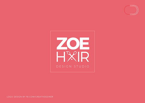 Logo/Bradning For ZOE - Graphic Design