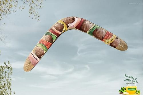 Barbecue - Advertising