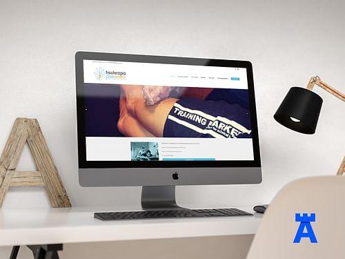 Fisioterapia José Romero - Creación de Sitios Web