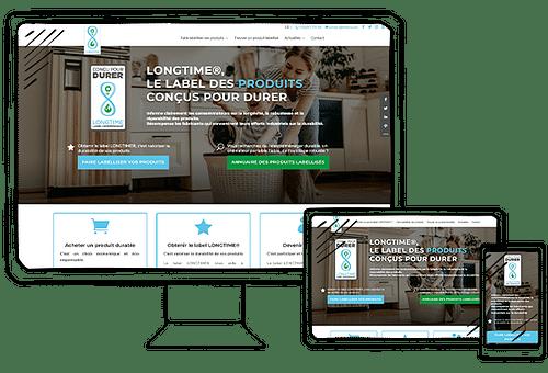Site multilingue et annuaire de produits - Création de site internet