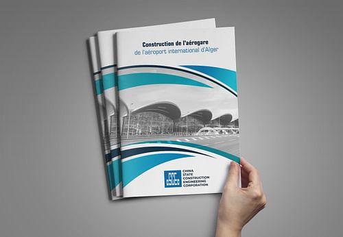 Catalogue construceur CSCEC - Image de marque & branding