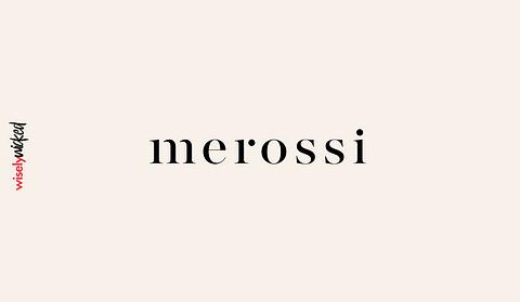 Lancement de marque avec Merossi