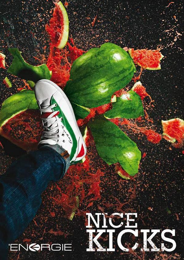 Nice Kicks, 1