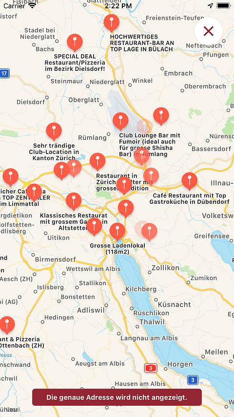 Gastrokaufen iOS + Android App