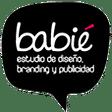 BABIÉ I estudio de diseño, branding y publicidad logo