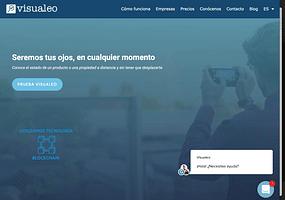 Creación de Sitio Web para Startup