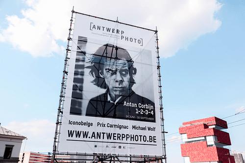 AntwerpPhoto - Branding & Positionering