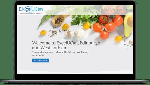 Website Design For Excel U Can - Website Creation