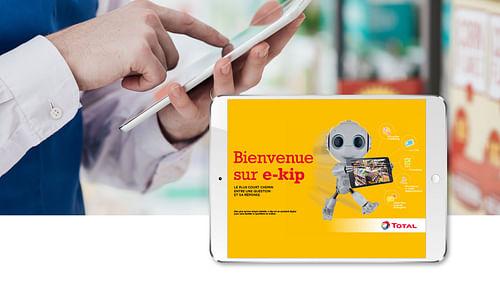 CAMPAGNE INTERNE - Image de marque & branding