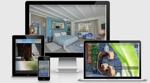 Villa Playa Ko Samui - Website Creation