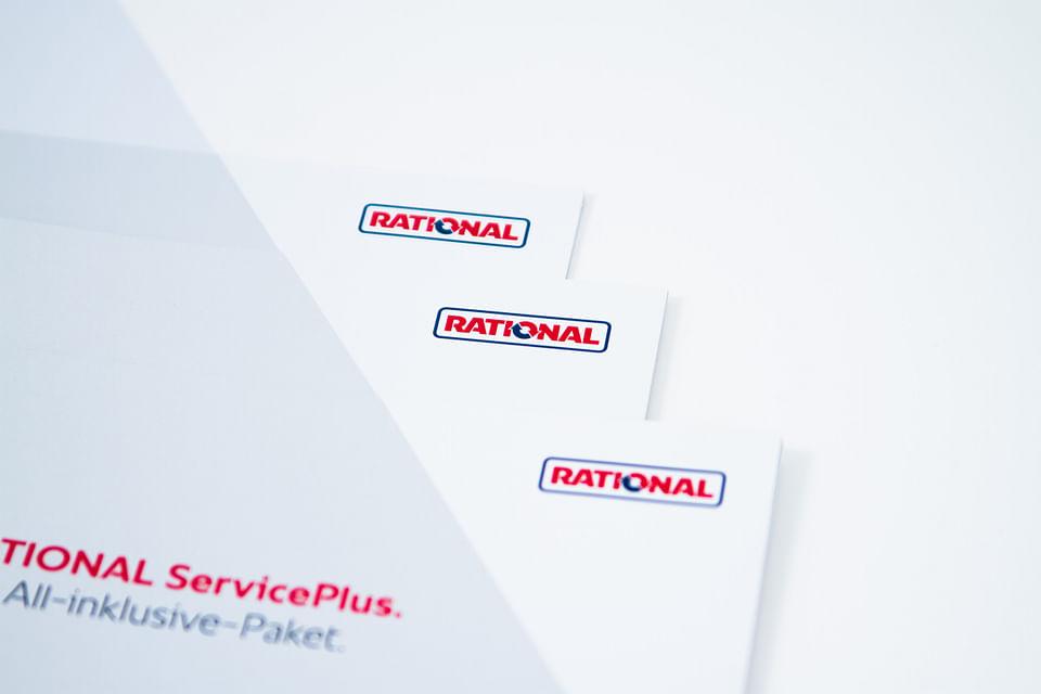 Rational – Überarbeitung Erscheinungsbild