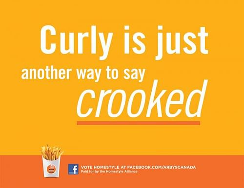 Crooked - Advertising