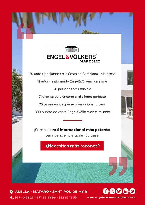 Gestion de la cuenta de Engel & Voelkers - Estrategia digital