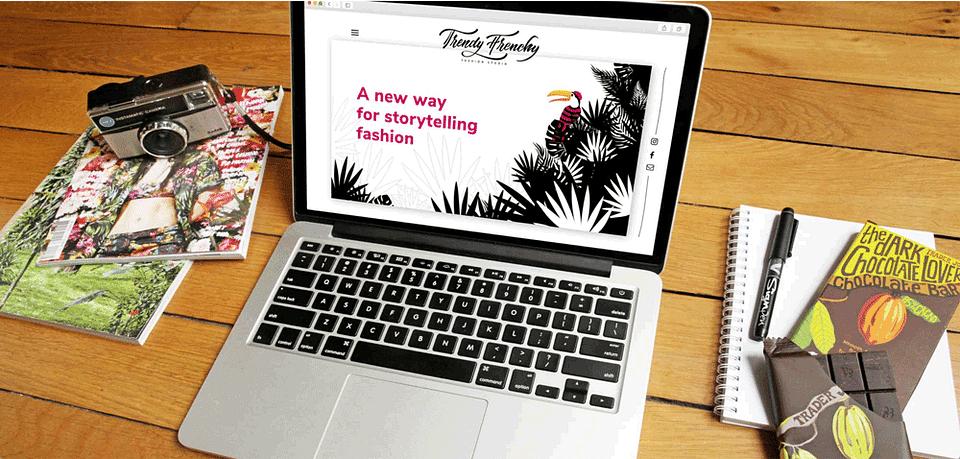 Création de Site web + Blog
