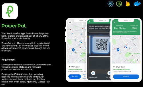 PowerPal - Mobile App