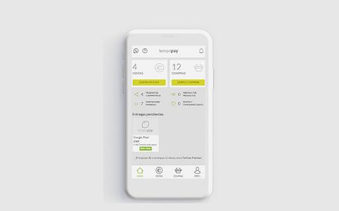 thelemonapp   App móvil