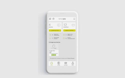 thelemonapp   App móvil - App móvil
