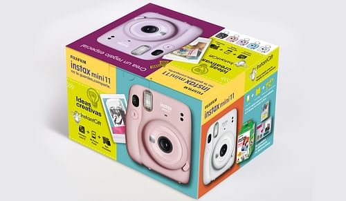 INSTAX Packaging para retail - Publicidad