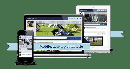 Horsealot.com - Stratégie digitale